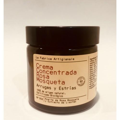 Crema Concentrada Facial Rosa Mosqueta Bio